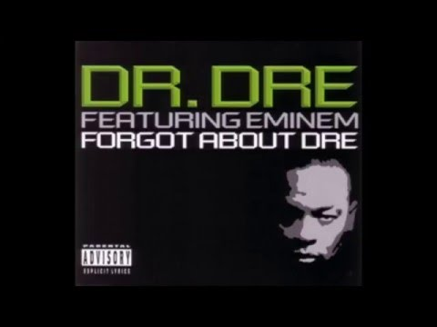 Forgot About Dre- Dr.Dre, Eminem (Lyric Video)