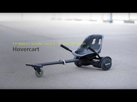 Hama Hovercart for Balance Scooter with 6.5\ (видео)