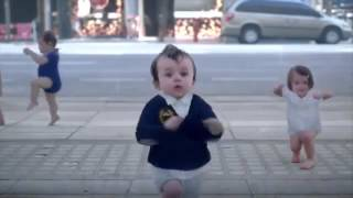 Video Dancing Babys  - Evian Commercial | 2013 |The New Funny Evian Commercial MP3, 3GP, MP4, WEBM, AVI, FLV Mei 2018