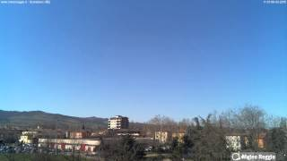 Scandiano (RE) Time Lapse 06-03-2015 [FULL-HD]
