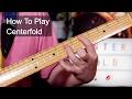 'Centerfold' J. Geils Band Guitar Lesson