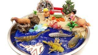 Video Learn Sea Animal Names For Kids. DIY Beach  Shark, Turtle, Fish, Crocodile, Ray, Playmobil MP3, 3GP, MP4, WEBM, AVI, FLV Juli 2018