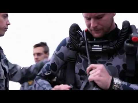 clearance - A combination of diving, demolitions, explosive ordnance disposal and special forces employment at sea and shore certainly makes for some maritime adventure....