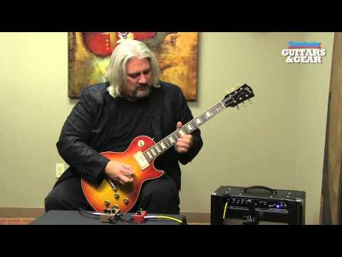 Bootlegger Overdrive and Hall of Fame Mini Reverb Pedals Demo - Sweetwater Guitars and Gear Vol. 57
