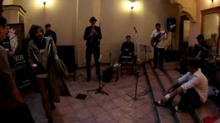 Video Odessa Bulgarish - Tabasker Live @ Brewhemian Plzeň