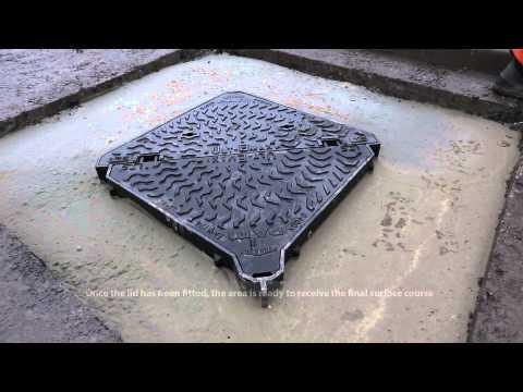 Ultracrete's HAPAS Approved Manhole Reinstatement System