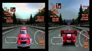 Nonton Gran Turismo 2 (PS1) PAL VS NTSC version - Suzuki Escudo - Test Course - PS3 CECHC04 Film Subtitle Indonesia Streaming Movie Download