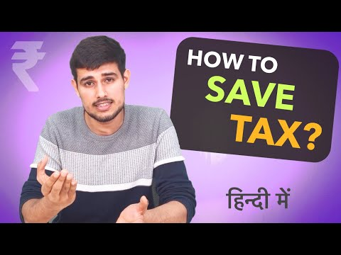 How to Save Tax?   EPF and PPF Explained by Dhruv Rathee (In Hindi)