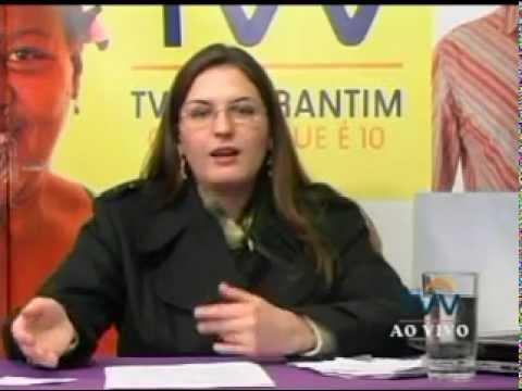 Debate dos Fatos na TVV ed.22 - 05/08/2011 (3/6)
