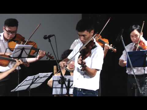 A VIVALDI Concerto for 2 violins A minor