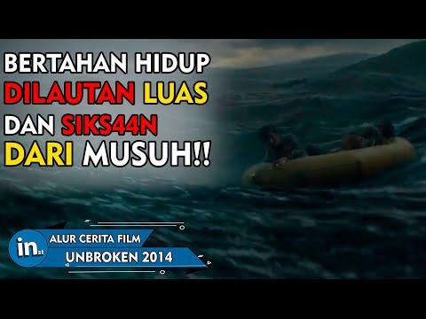 FILM YANG DIANGKAT DARI KISAH NYATA #2 | Alur Cerita UNBROKEN (2014)