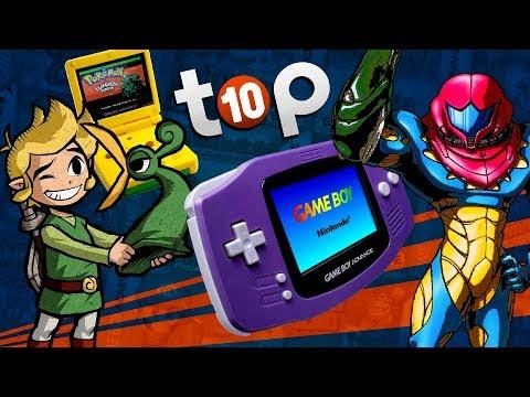 Les meilleurs jeux de la GAME BOY ADVANCE | TOP 10