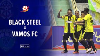 Manokwari Indonesia  City new picture : Highlight : Black Steel Manokwari VS Vamos FC Mataram (6 - 3) : Pro Futsal League 2016