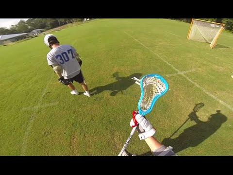 GoPro: Pick-Up Lacrosse видео