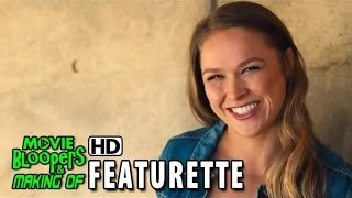 Entourage  2015  Featurette   Ronda Rousey