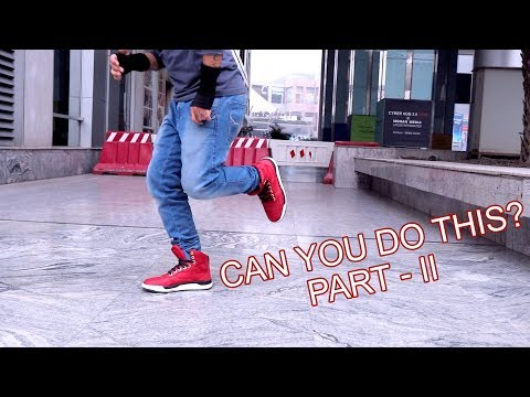 Footwork Dance Tutorial (Can You Do This part 2)