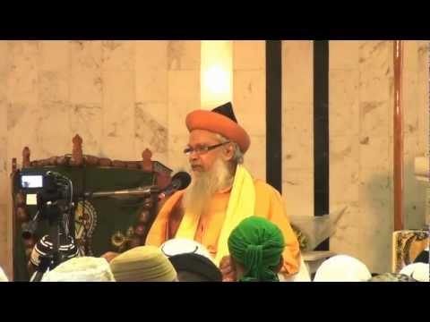 Ghazi e Millat Allama Syed Hashmi Miyan Faizul Islaam Holland 2011