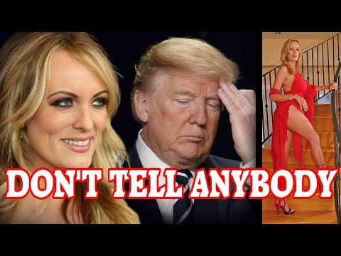 Stormy Daniels Attorney Files A Lawsuit Against Trump & Cohen Over Non-Disclosure Agreement