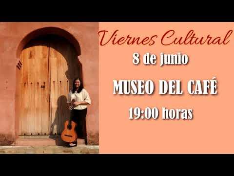 Viernes Cultural presenta a: Karla Guichard Lozada