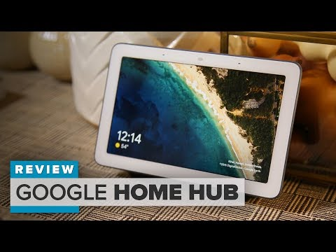 Google Home Hub Review: Small Smart Display With Big Smart Home Powers