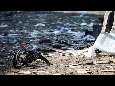 Saksi: Pelaku Ledakan Bom di GKI 1 Perempuan dan 2 Laki-laki