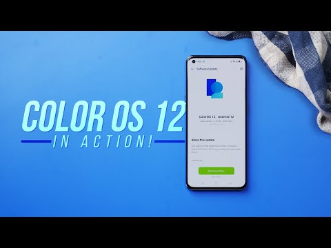 7 New OPPO ColorOS 12 Features in Action!