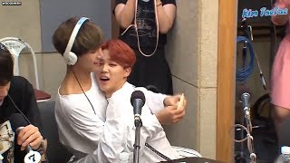 Video How V and Jimin BTS love and care for each other MP3, 3GP, MP4, WEBM, AVI, FLV Juni 2018
