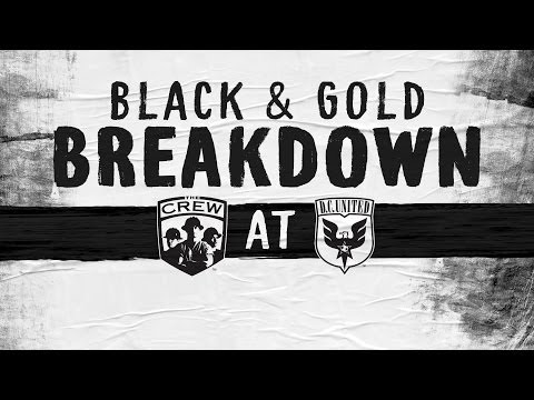 Video: Black & Gold Breakdown: at D.C. United