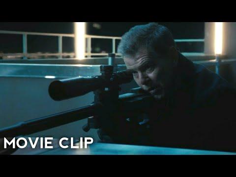 Final Fight Scene - Kate vs Watchmaker | Survivor (2015) Movie Clips Tamil