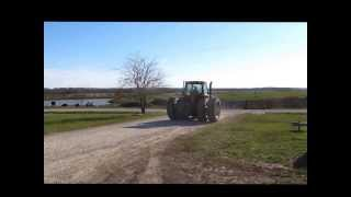 2. 1999 Case IH MX270 Magnum MFWD tractor for sale   sold at auction December 18, 2013