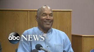 """I'm sorry about that,"" Connie S. Bisbee, the chairwoman of the Nevada Board of Parole Commissioners, said after incorrectly calling O.J. Simpson 90 years old instead of 70. ""You look great! How about we take two decades off and call you 70."""
