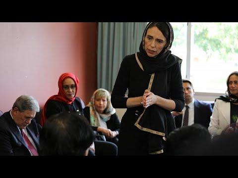 Neuseeland: Regierungschefin sichert Muslimen »Freihe ...