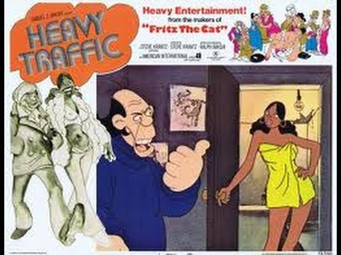 Heavy Traffic Blu Ray Review 1973