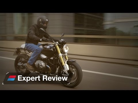 2014 BMW R nineT bike review
