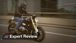 5. 2014 BMW R nineT bike review