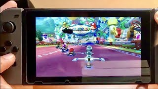 Let's play Mario Kart 8 Deluxe with our new Mii on Switch!!Gadget Deals: http://amzn.to/2f8ysW0Switch Screen Protector: http://amzn.to/2pffVPuNintendo Switch: http://amzn.to/2lZ8jyfNintendo Switch Red/Blue: http://amzn.to/2ly3LeFNintendo Official Carrying Case: http://amzn.to/2m4NKRhBest Nintendo Switch Screen Protector Review: https://www.youtube.com/watch?v=s1i3KgMPeGI&t=140sLegend of Zelda: Breath of the Wild: http://amzn.to/2mPaT8nSuper Mario Odessey: http://amzn.to/2mVCuUPMario Kart 8 Deluxe: http://amzn.to/2m43O3QMinecraft: http://amzn.to/2lnyr7aSwitch Pro Controller: http://amzn.to/2m4GtR8Joy-Con Controllers: http://amzn.to/2m4JPUcLegend of Zelda Special Edition: http://amzn.to/2m44iHgSplatoon 2: http://amzn.to/2m46YVaSwitch AC Adaptor: http://amzn.to/2m44J4zSwitch Carrying Case: http://amzn.to/2lnCW1EBuy NES Classic Edition: http://amzn.to/2liLDdJSupport Me on Patreon for as little as $1 a month! https://www.patreon.com/TheGadgetGodFacebook: https://www.facebook.com/candyvinthegadgetgodTwitter: https://twitter.com/TheGadgetGodTwitch: https://www.twitch.tv/thegadgetgodInstagram: https://www.instagram.com/thisisvinchenzo