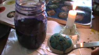 Begginers tips and tricks Making Ukrainian Easter Eggs - YouTube
