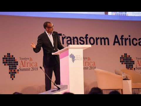 Video President Kagame Opens 2018 Transform Africa Summit download in MP3, 3GP, MP4, WEBM, AVI, FLV January 2017