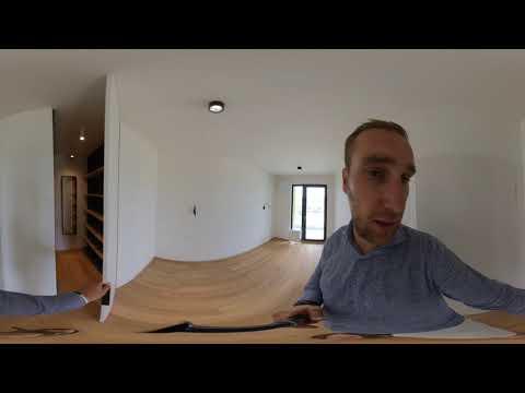 Video Nadstandardně vybavený byt 2+kk/B/PS v novostavbě v Praze 4 - Modřany ul.Zlochová