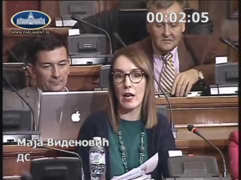 Маја Виденовић: Континуирана контрола Владе над јавним сервисом се наставља