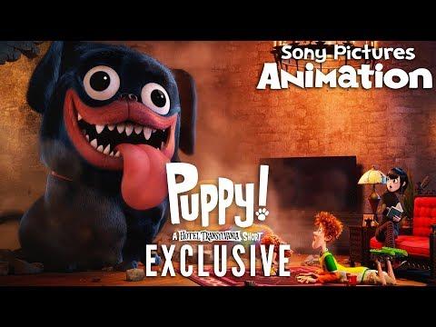 PUPPY! A Hotel Transylvania Short - Exclusive Clip