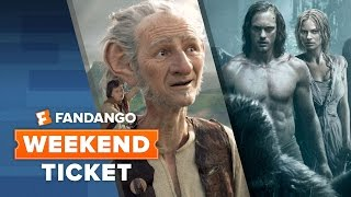 The BFG, The Legend of Tarzan, The Purge: Election Year | Weekend Ticket (2016) HD by  Movieclips Trailers