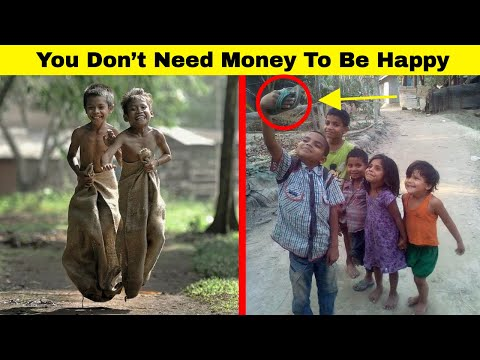 Funny photos - Touching Photos That Prove You Don't Need Money To Be Happy