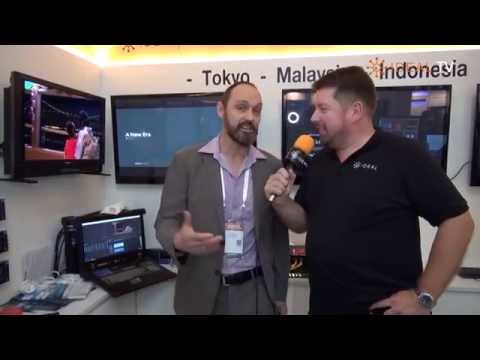 Bluefish444 at Broadcast Asia 2016
