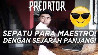 Download Video SEJARAH ADIDAS PREDATOR! SEPATU PARA MAESTRO! MP3 3GP MP4
