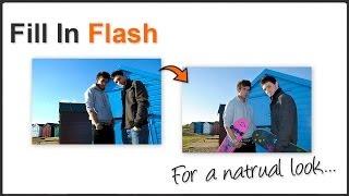 Fill in Flash