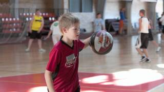 Latvia Basketball Camp - 2011 - Day 3