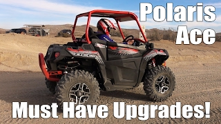 3. Must Have Polaris Ace Upgrades Project Test