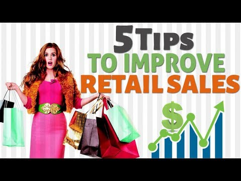 How To Improve Retail Sales Performance -Sales & Marketing  News