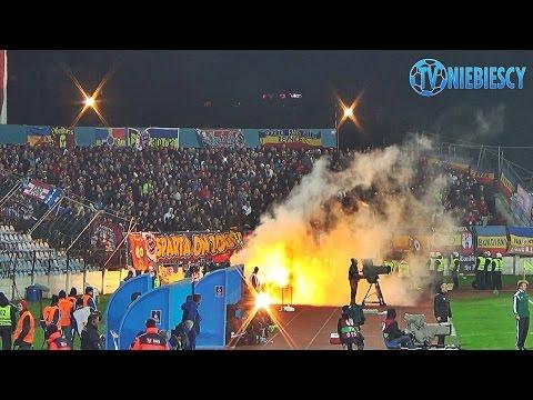 R - Mecz Ligi Europy pomiędzy słowackim Slovanem Bratysława a czeską Spartą Praga obejrzało 6891 widzów, w tym liczna grupa kibiców gości. Spotkanie zostało przerwane pod koniec pierwszej...